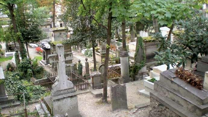 Νεκροταφείο Père-Lachaise