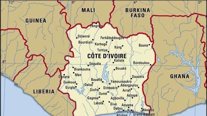 Slonokoščena obala