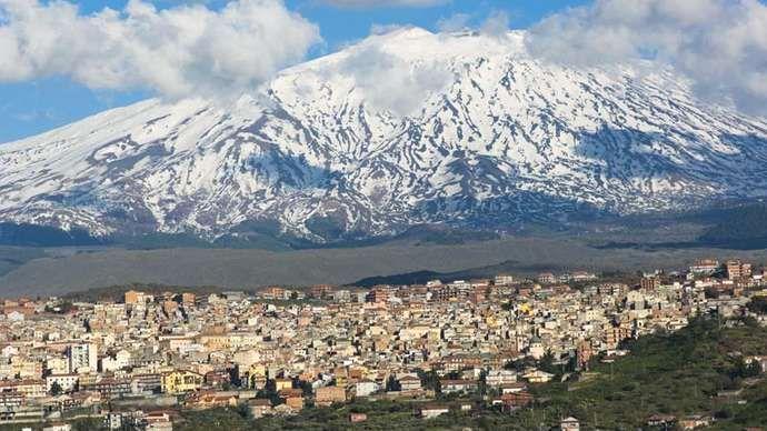Όρος Αίτνα