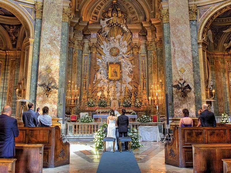 שבעת הקודש של הכנסייה הרומית-קתולית