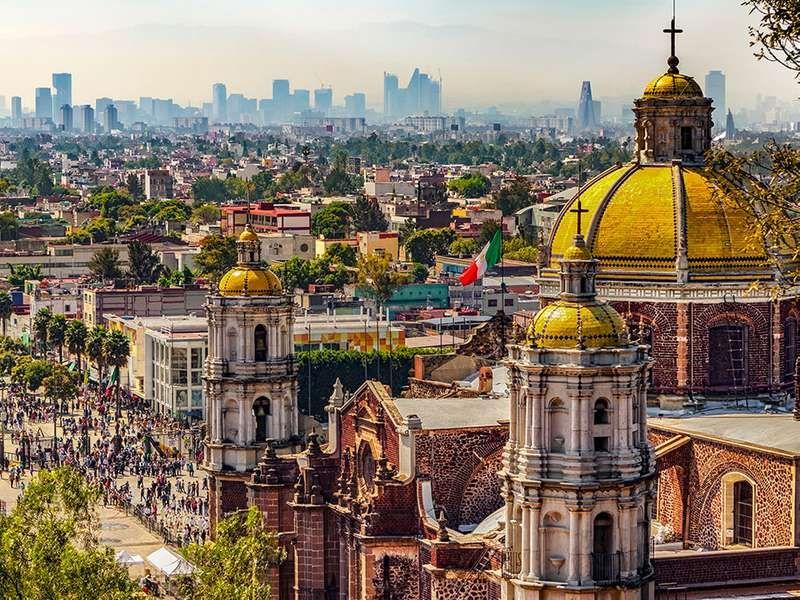 11 zgrada koje se moraju vidjeti u Mexico Cityju