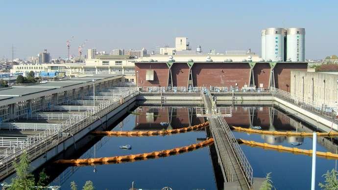 Consumo de água municipal