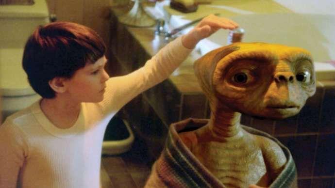 E.T .: Izvanzemaljski