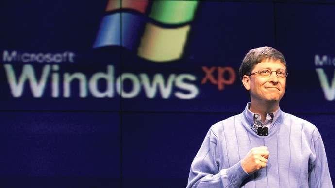 Microsoft korporācija