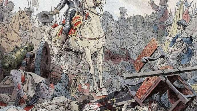 Liudvikas II iš Burbono, 4-asis Condé princas