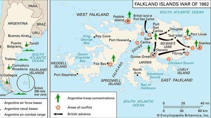 Война на Фолклендских островах
